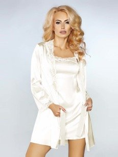 Jacqueline szlafrok i koszula – elegancja na co dzień