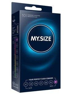 """MY.SIZE """"69""""  - dobrane do obwodu 14,0 - 15,0 cm (10 szt.)"""