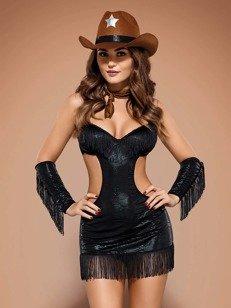 Sheriffia kostium 5 częściowy - pokaż kto tu rządzi!