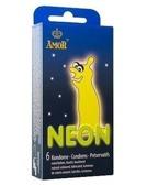 Neon - prezerwatywy świecące w ciemności (6 szt.)