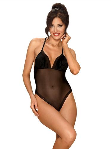 Alifini body czarne - Obsessive
